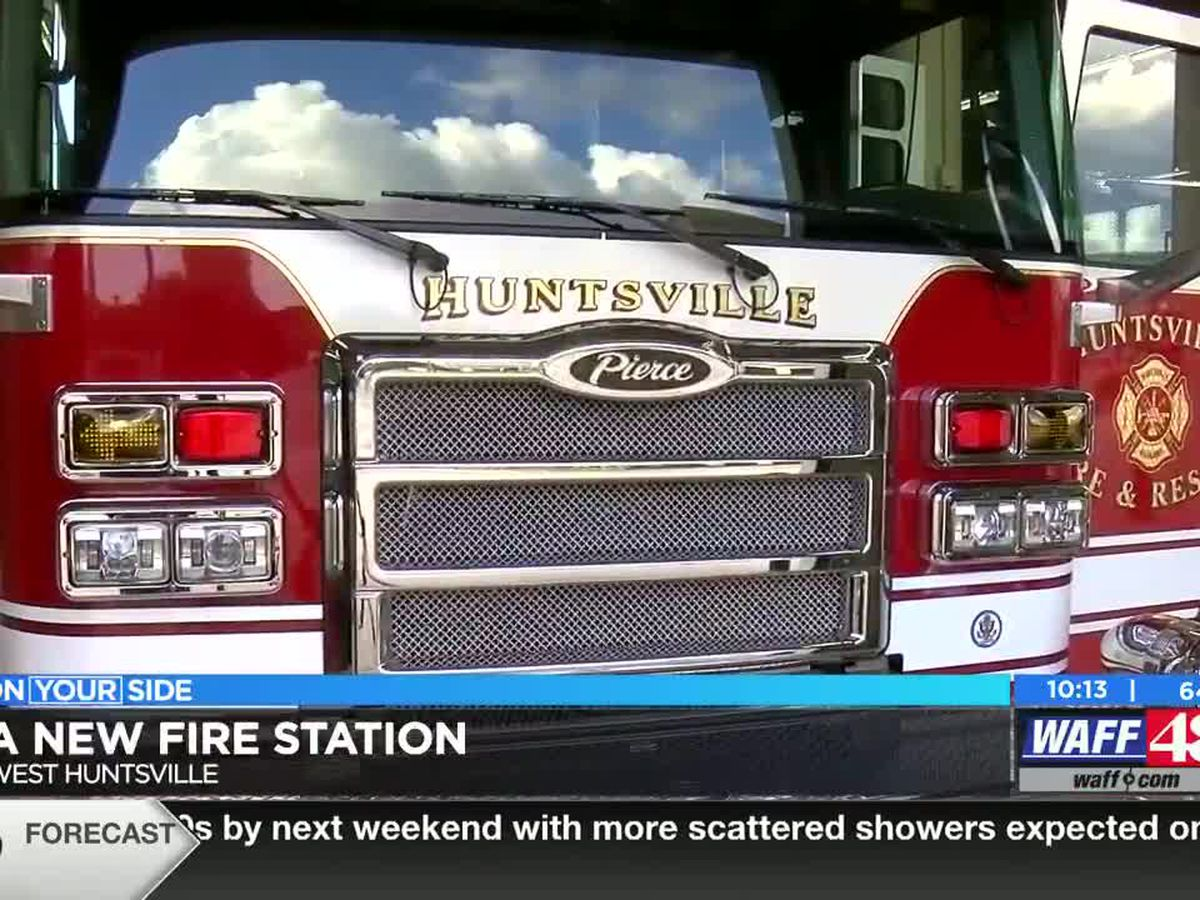 West Huntsville one step closer to a new fire station