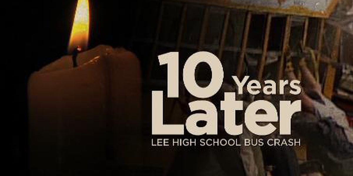 10 Years Later: Lee High School bus crash