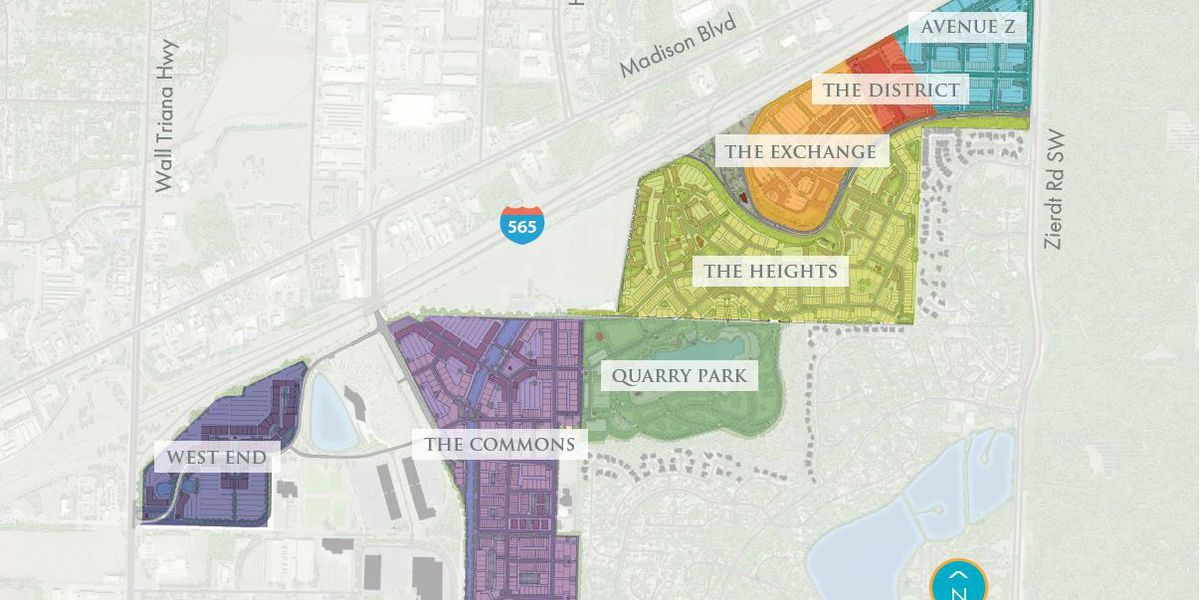 New details revealed for Town Madison project