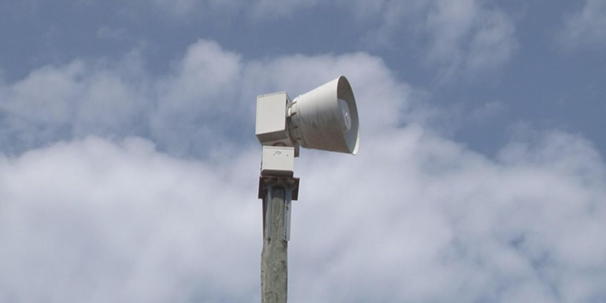 Madison Co. EMA says siren malfunction during storms has been fixed