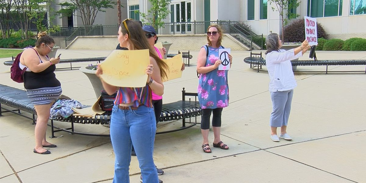 2nd pro-choice rally in Huntsville within a week