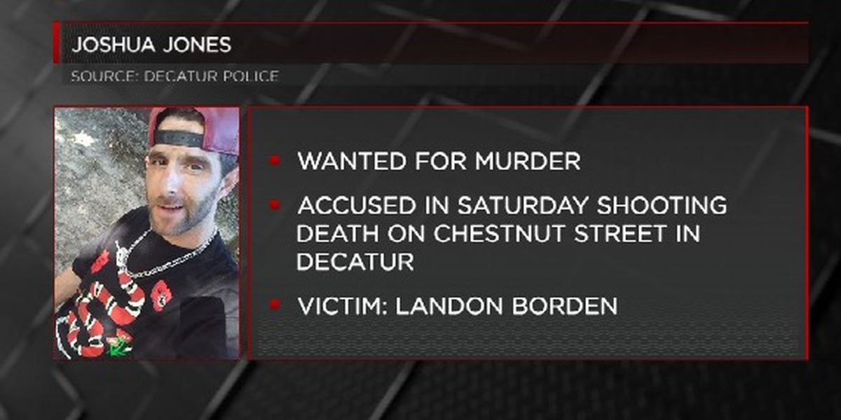 Decatur Police issue murder warrant in Saturday night shooting