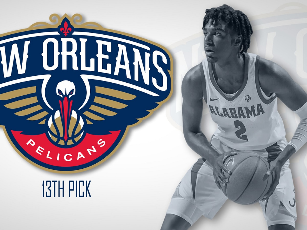 Meridianville native drafted by the New Orleans Pelicans