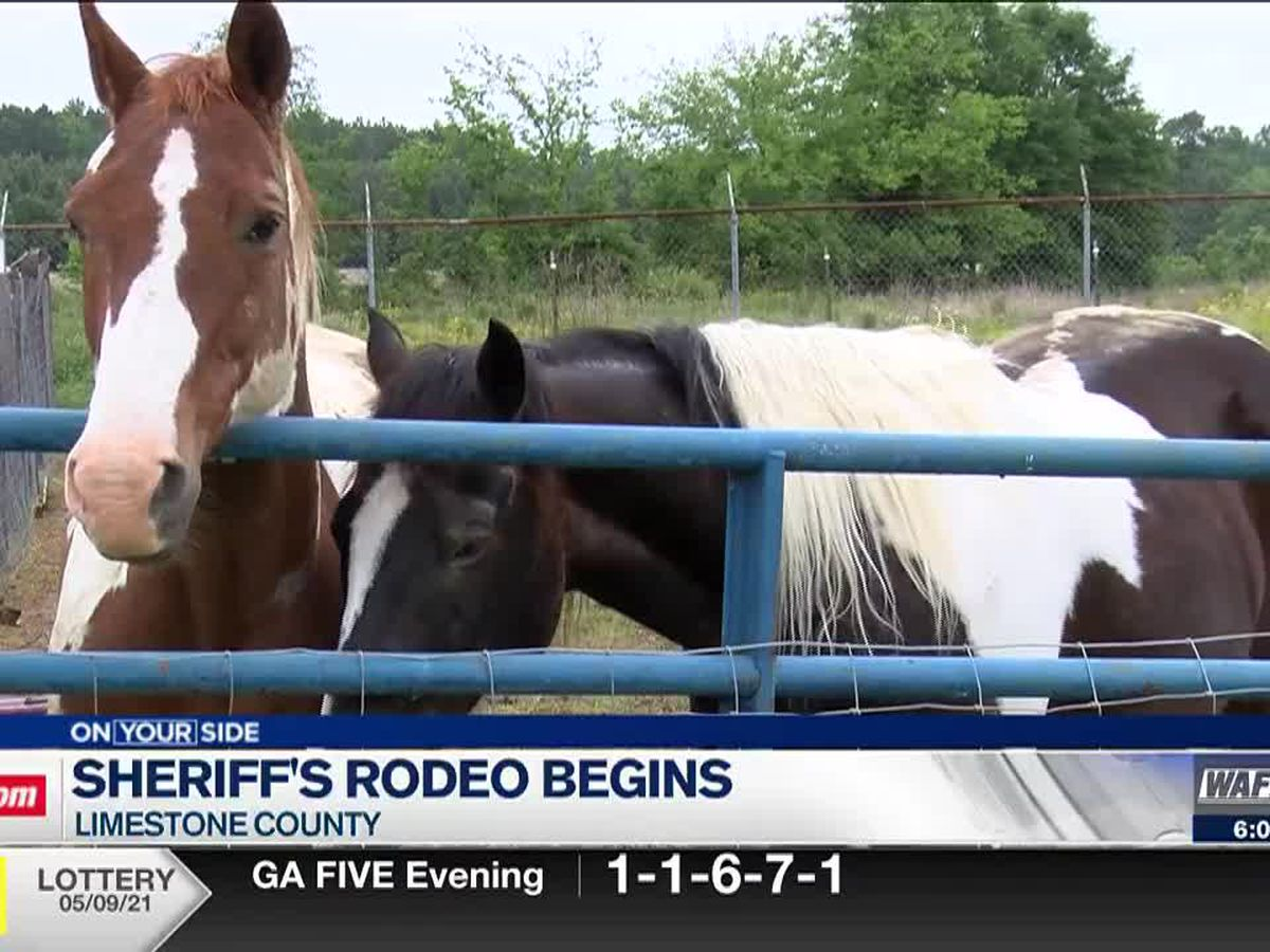 "Limestone Sheriff's Rodeo holds ""Kickin' into Rodeo Week"""