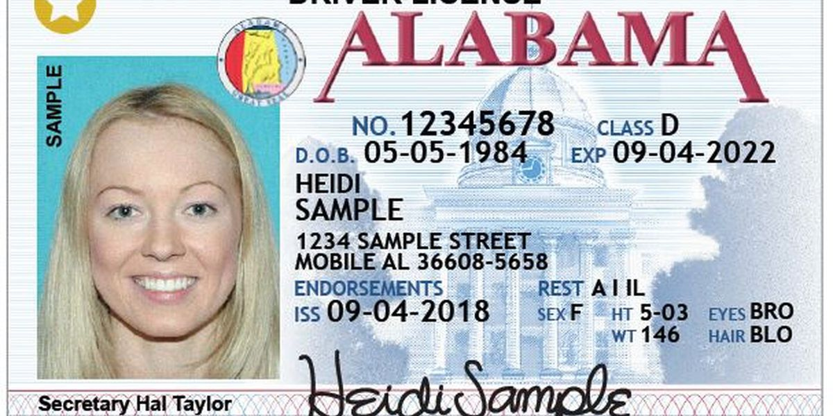 ALEA: Deadline for STAR ID extended, license offices closed