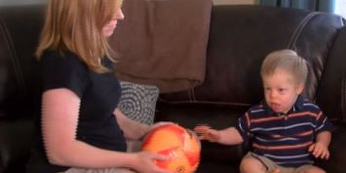 Mother of Down syndrome son turns fear into blessings