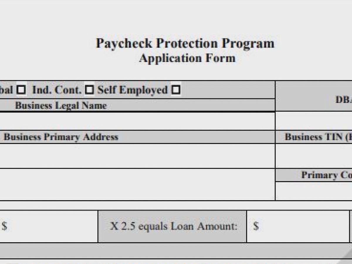 RFCU gets nearly 1,000 paycheck protection program applications in first day