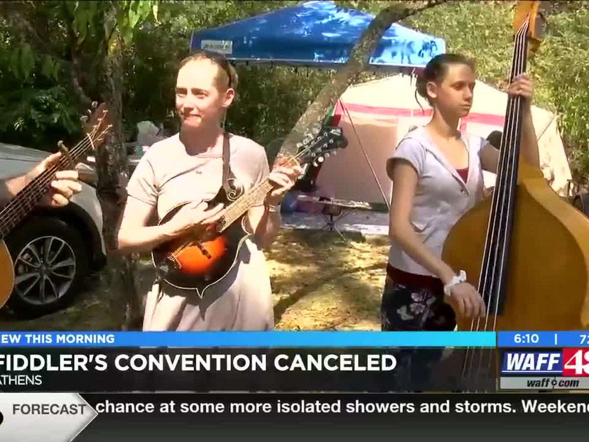 Fiddler's convention in Athens canceled