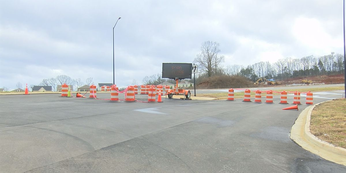 Governor Ivey asks ALDOT Director to expedite opening of Town Madison