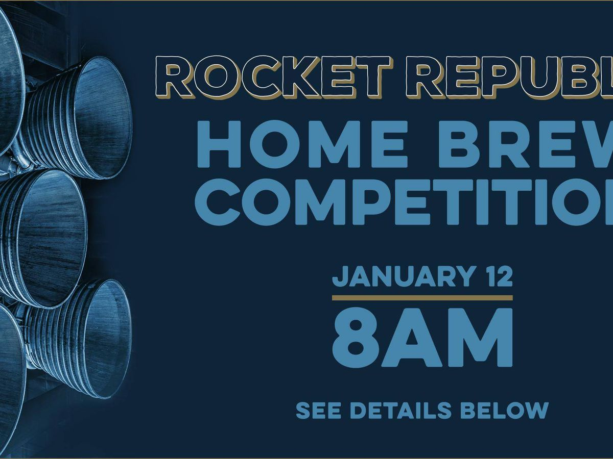 Rocket Republic Home Brew Competition