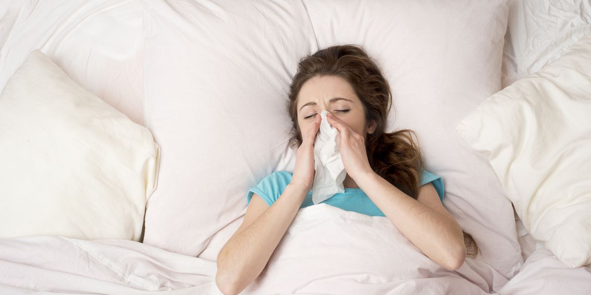 Sinus problems still common even with pandemic precautions