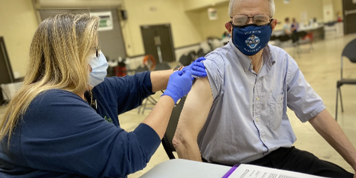 Huntsville City Council Member Bill Kling encourages others to get COVID vaccine