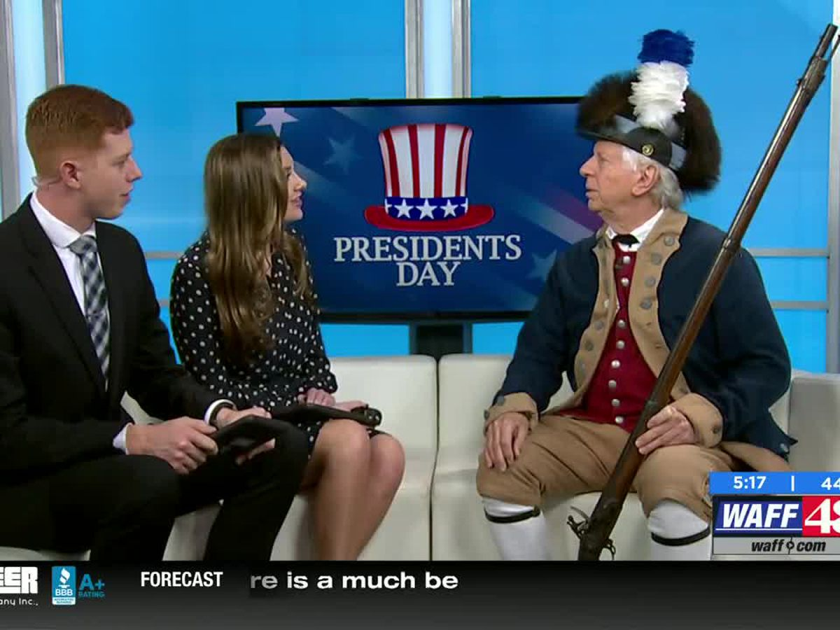 """""""Sons of the American Revolution"""" work to honor Founding Fathers"""