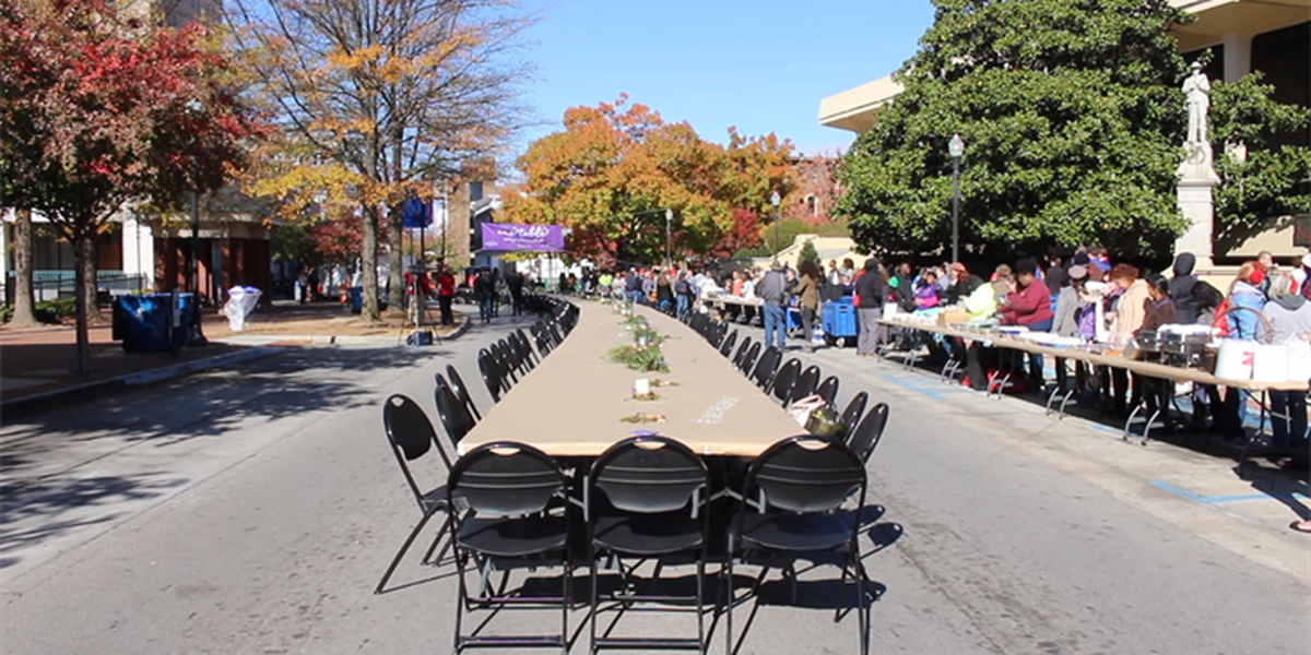 One Table brings our community together