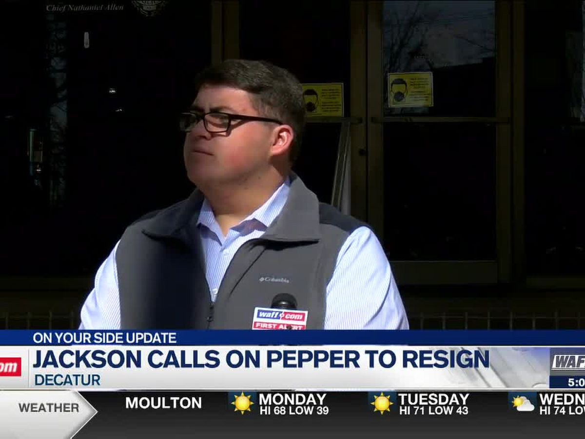 Councilman Jackson calls for Pepper to resign over racially insensitive 2018 post
