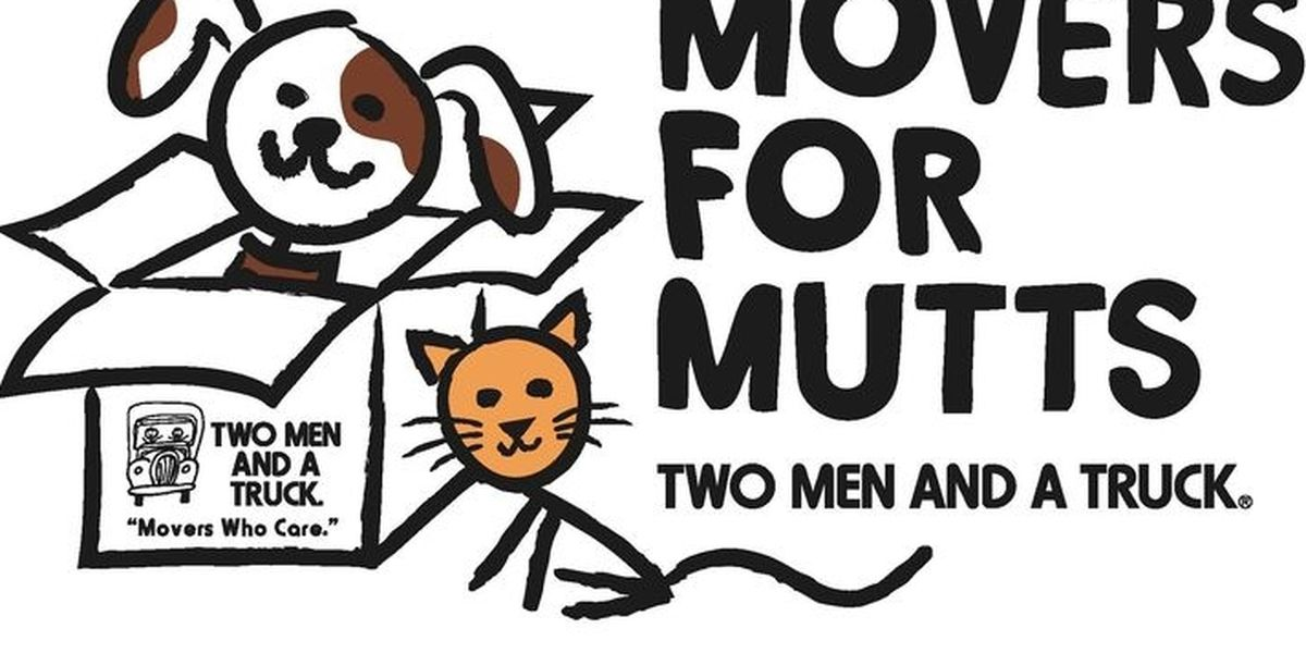 Movers for Mutts Wish List