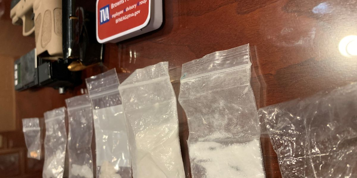 7 people arrested in Limestone County drug bust