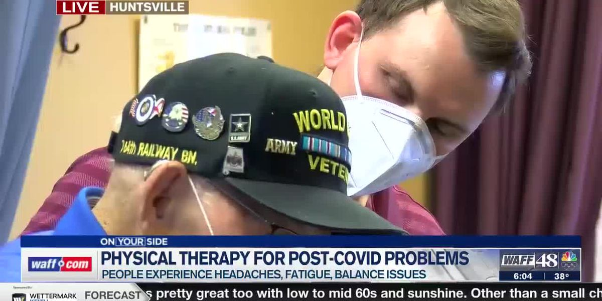 Local physical therapy clinic working to treat post-COVID issues