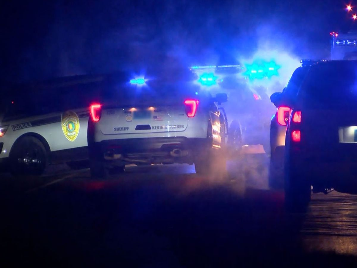 Suspect in custody following Madison County chase