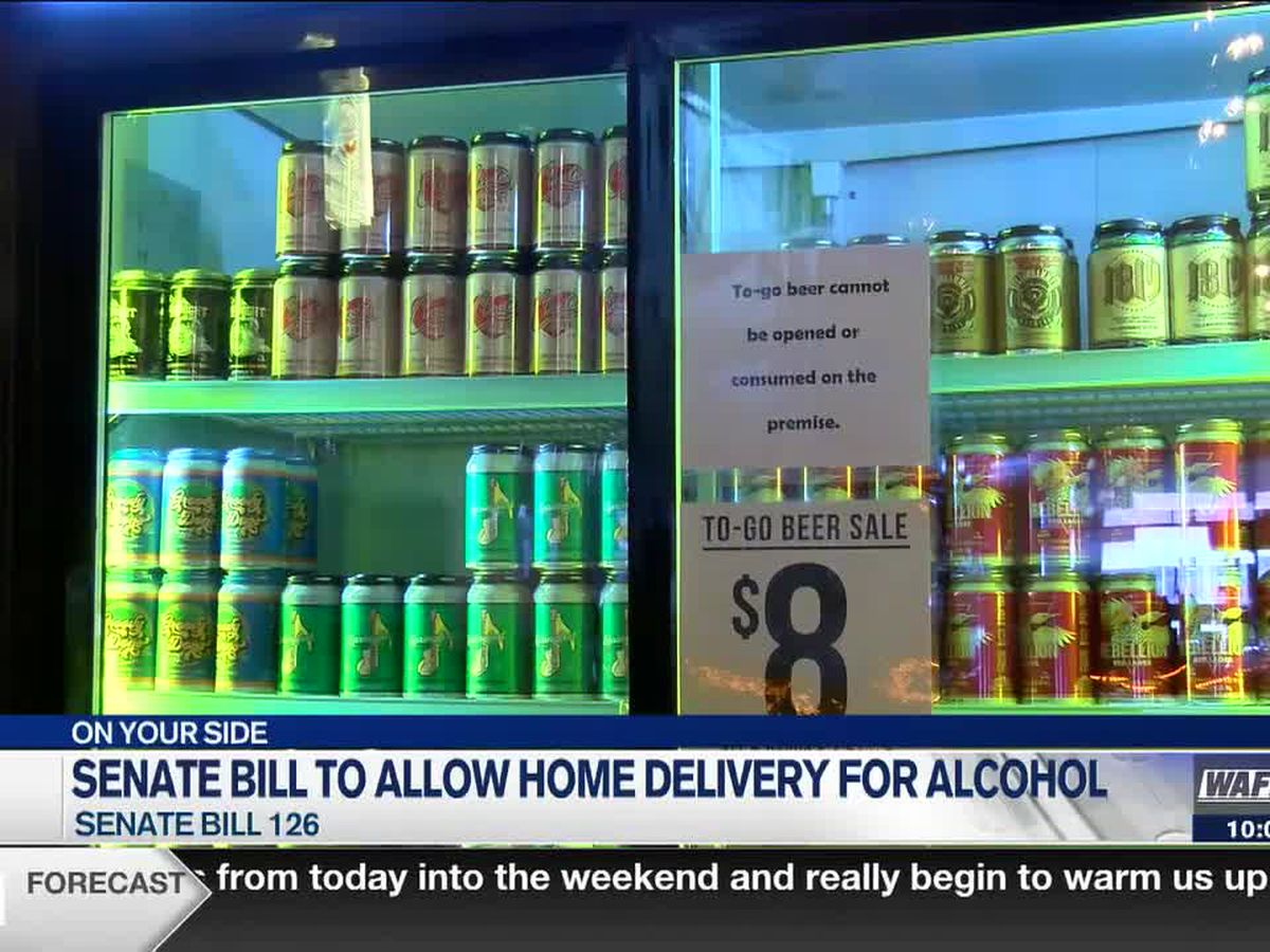 Alcohol delivery bill draws controversy over exclusion of breweries, wineries and distilleries