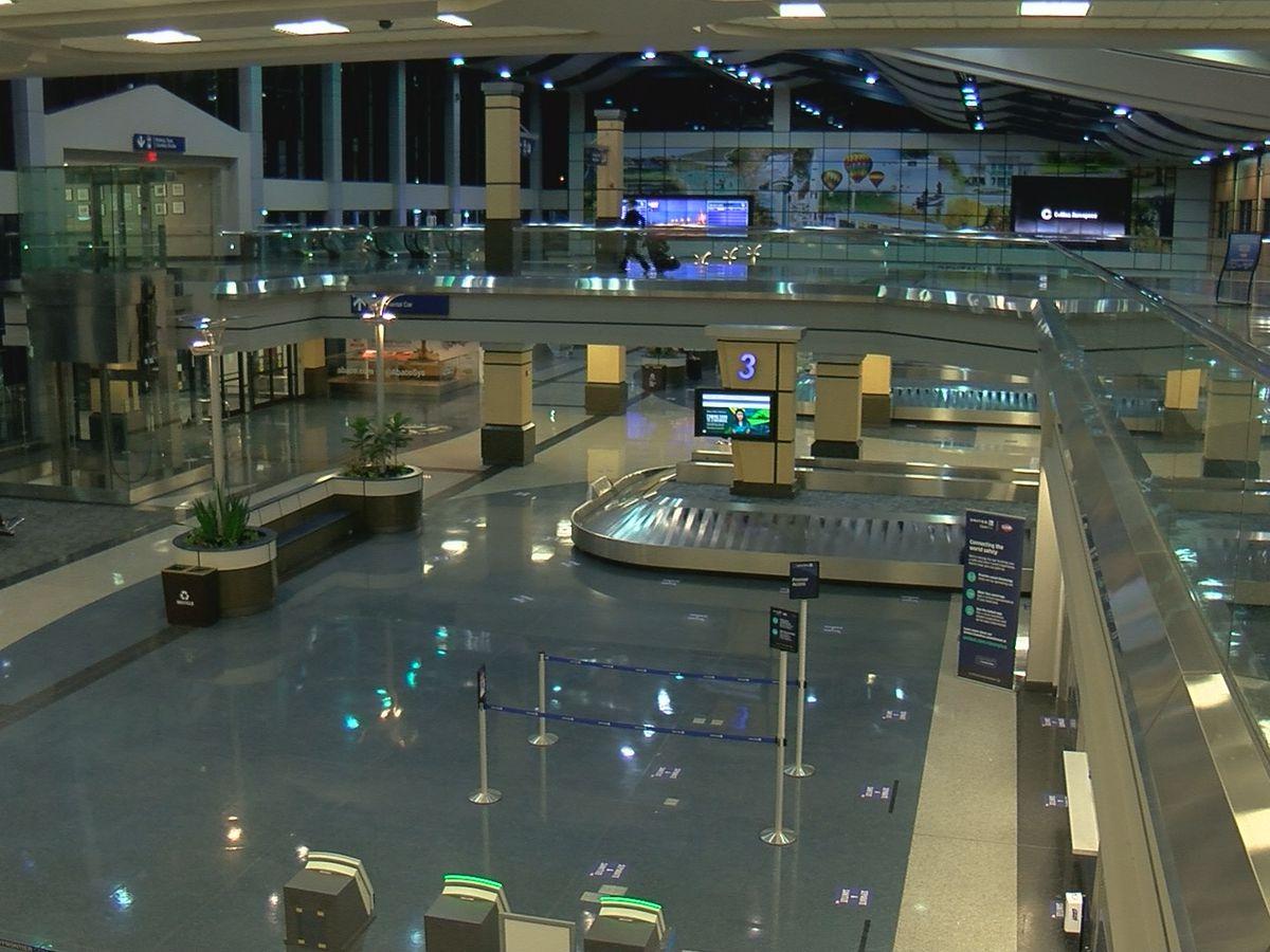 Huntsville International Airport see increase in travelers for holiday weekend