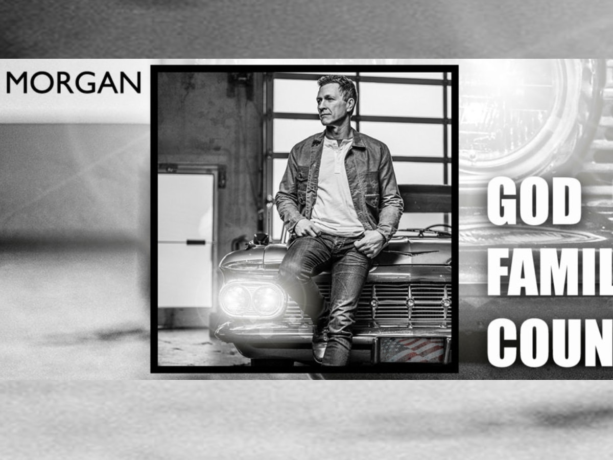 Win an acoustic guitar autographed by country music star Craig Morgan