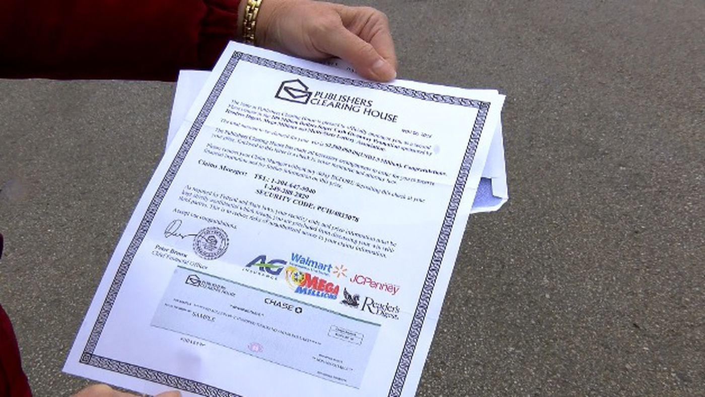 North Alabama family warns about Publishers Clearing House scam