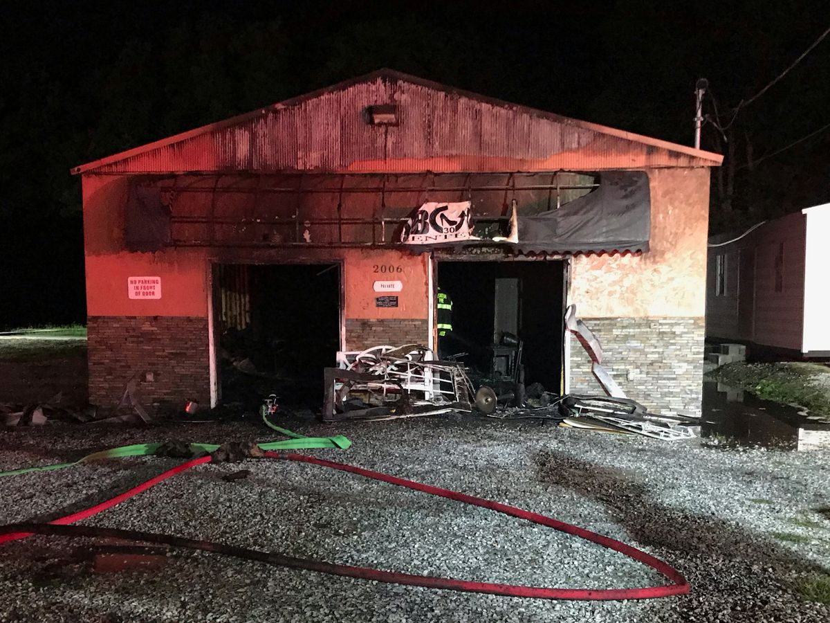 Decatur Arson Investigation
