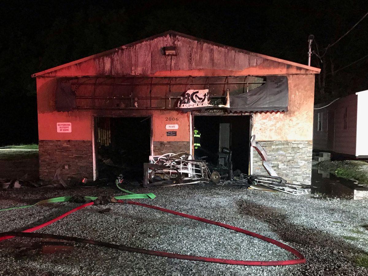 Decatur Arson Investigation