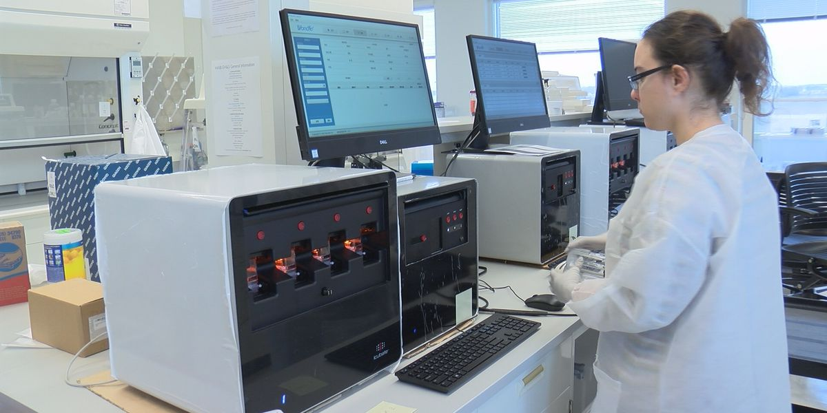 HudsonAlpha scientists working on technology to diagnose and combat coronavirus