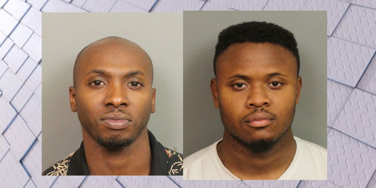 2 Fairfield police officers arrested at B'ham night club on sexual abuse charges