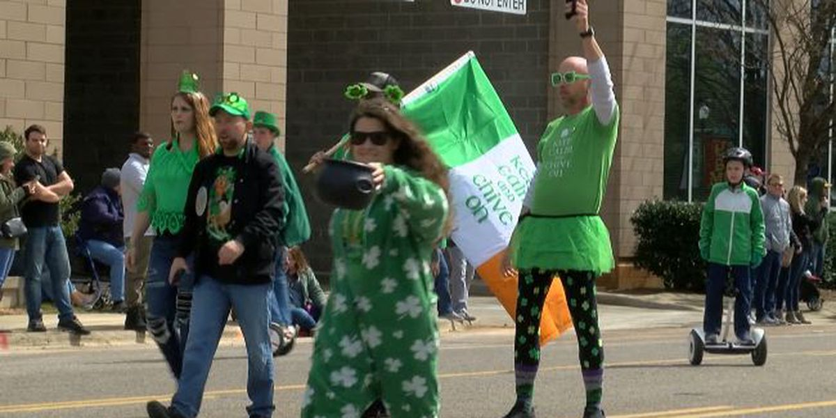 Details on Huntsville St. Patrick's Day Parade route, registration
