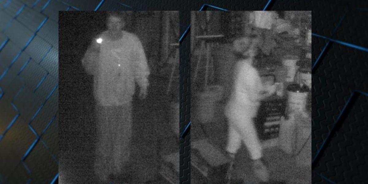 Limestone Co. authorities need help identifying burglary suspects