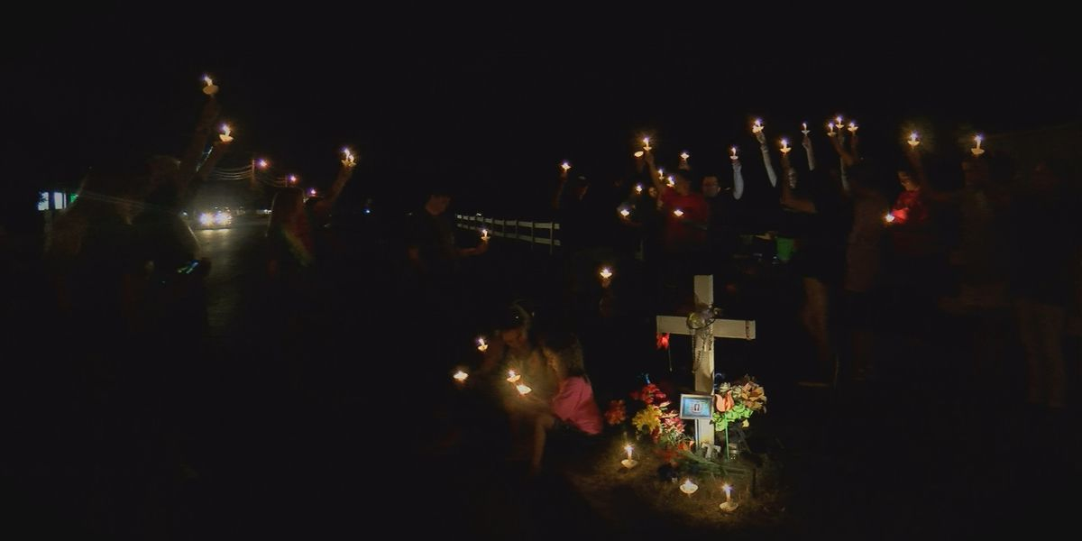 One year later: Family gathers to remember mother murdered in South Huntsville