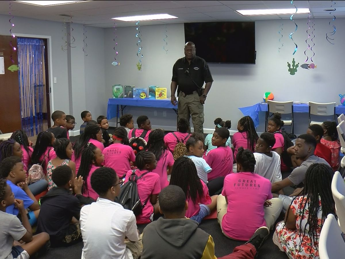 Huntsville police hosting summer reading program for kids