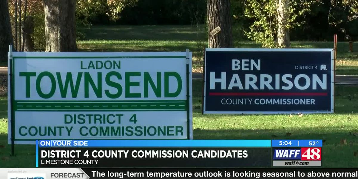 District 4 County Commission Candidates