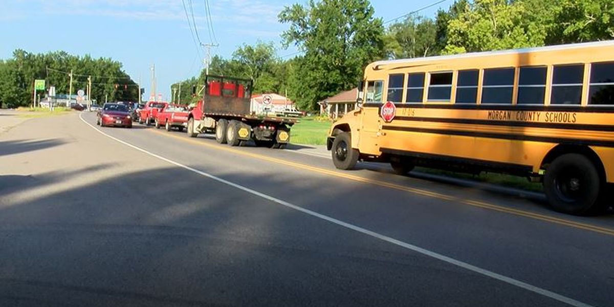 County school leaders say Highway 231 opening allows students to have a safer commute
