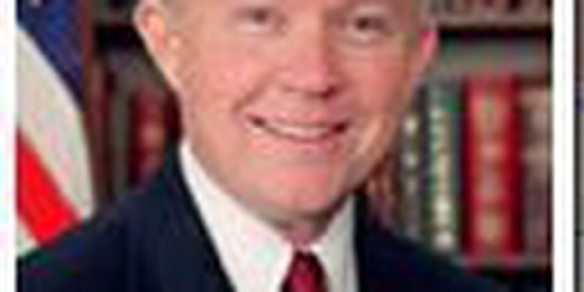 Sen. Sessions presented with $26 million in community development funds for Alabama