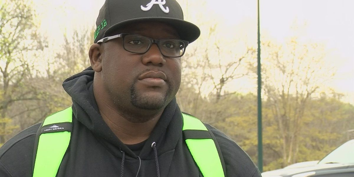 GA activist walking 386 miles to honor Martin Luther King Jr.