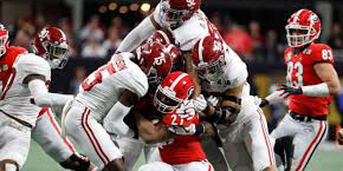 Recap: Alabama comes from behind to beat Georgia in the SEC Championship