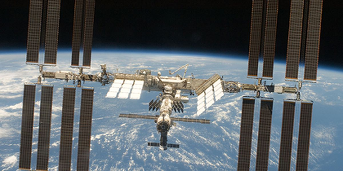 International Space Station will be visible from Huntsville 3 times this week