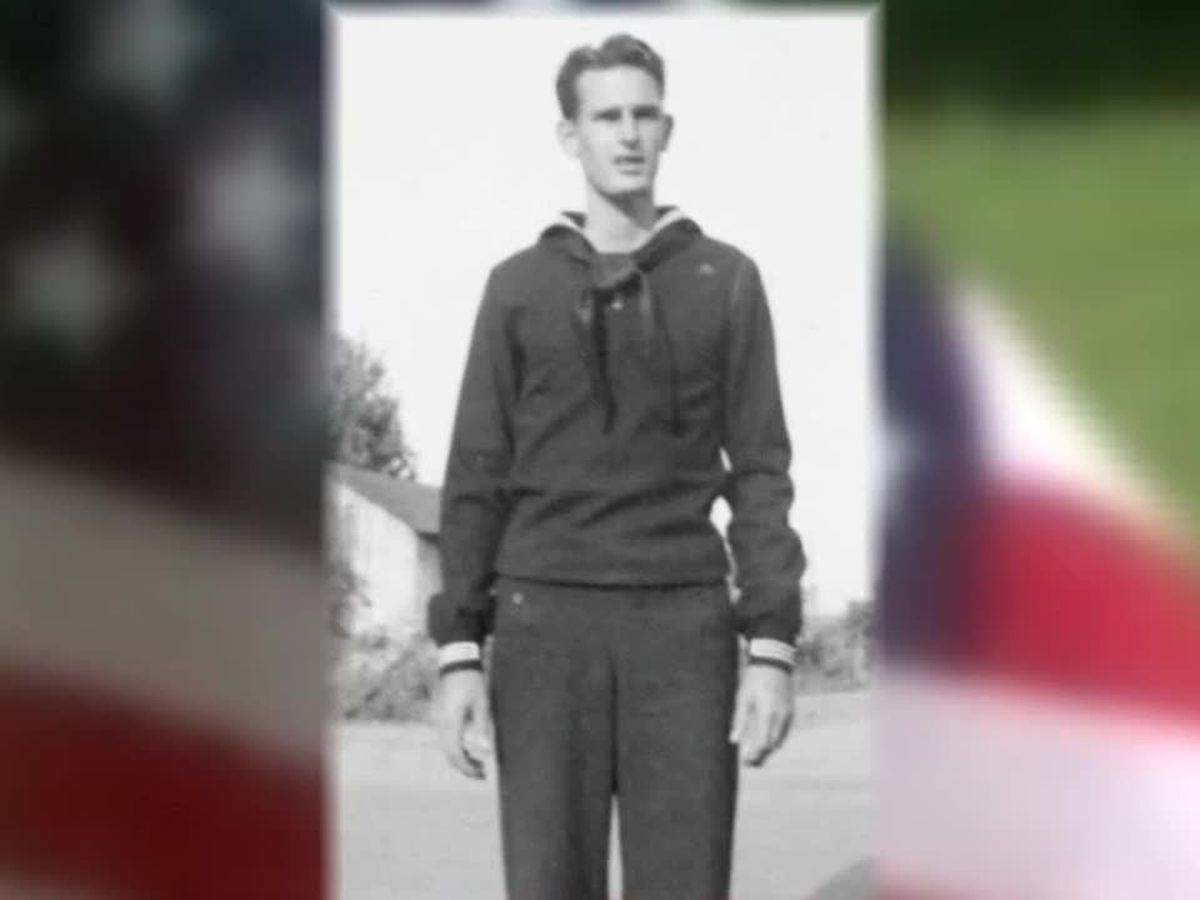 78 years after the Pearl Harbor attack, another recently identified sailor is laid to rest