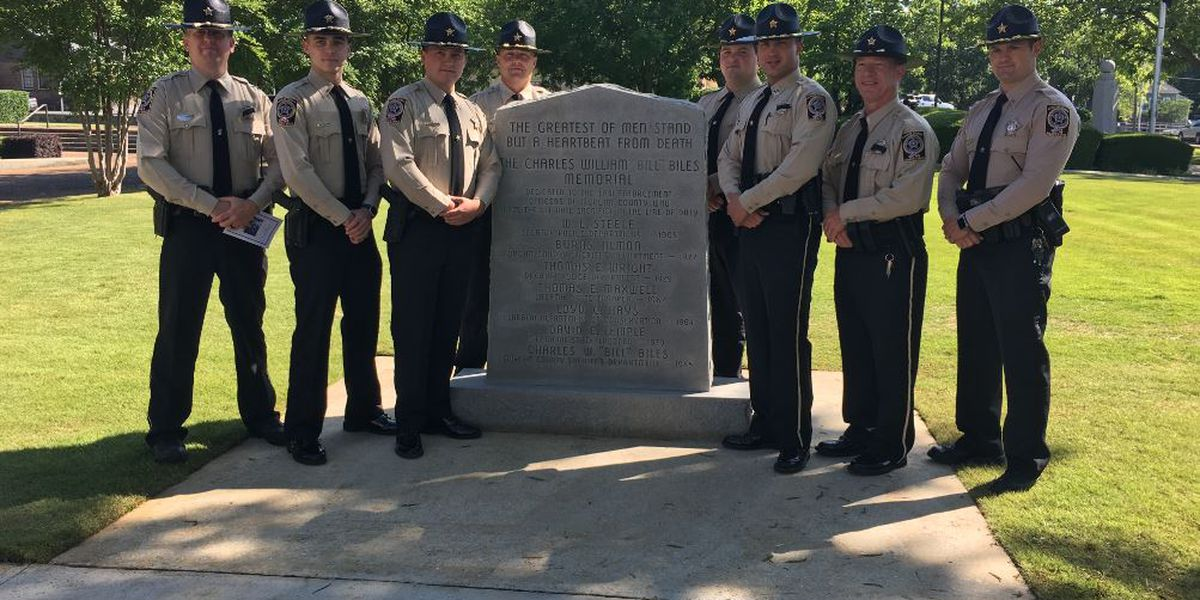 Deputies share their experiences serving the people of Morgan County