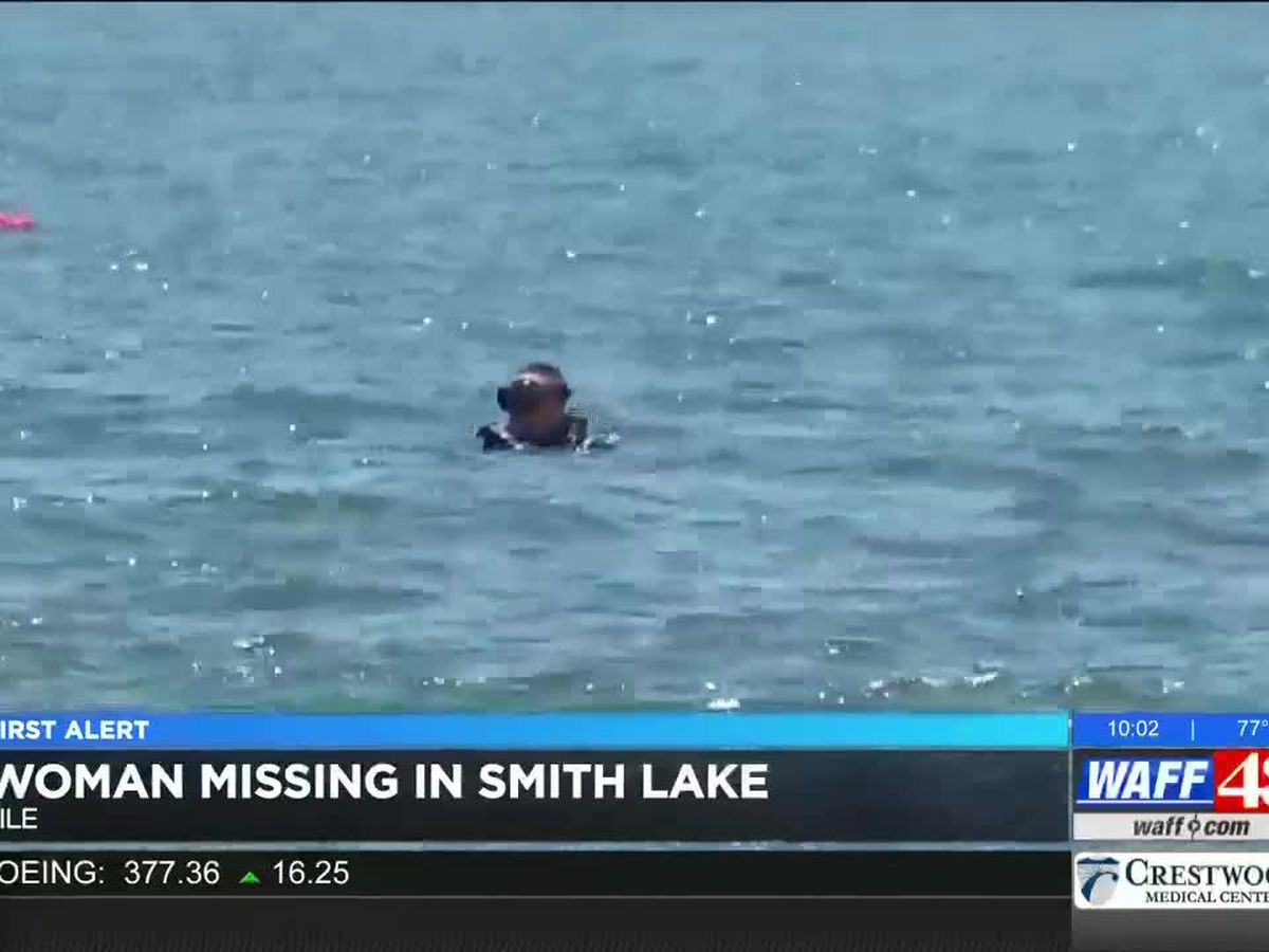 Search resuming Monday for missing boater on Smith Lake