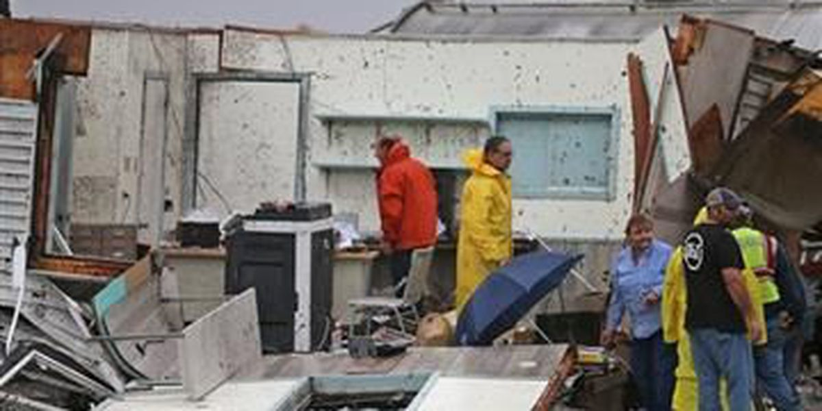 Deadly storms rip through Gulf states