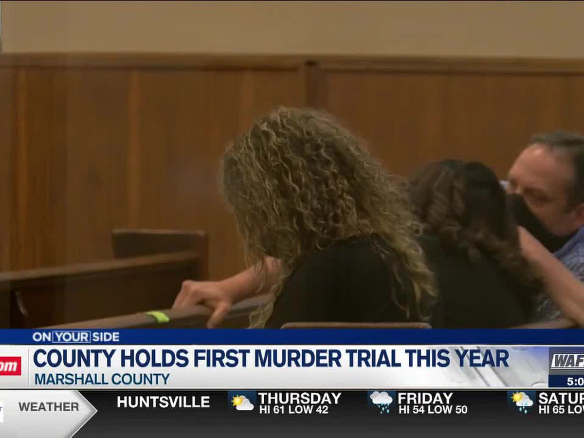 Investigators, mother of suspect testify in Marshall County murder trial