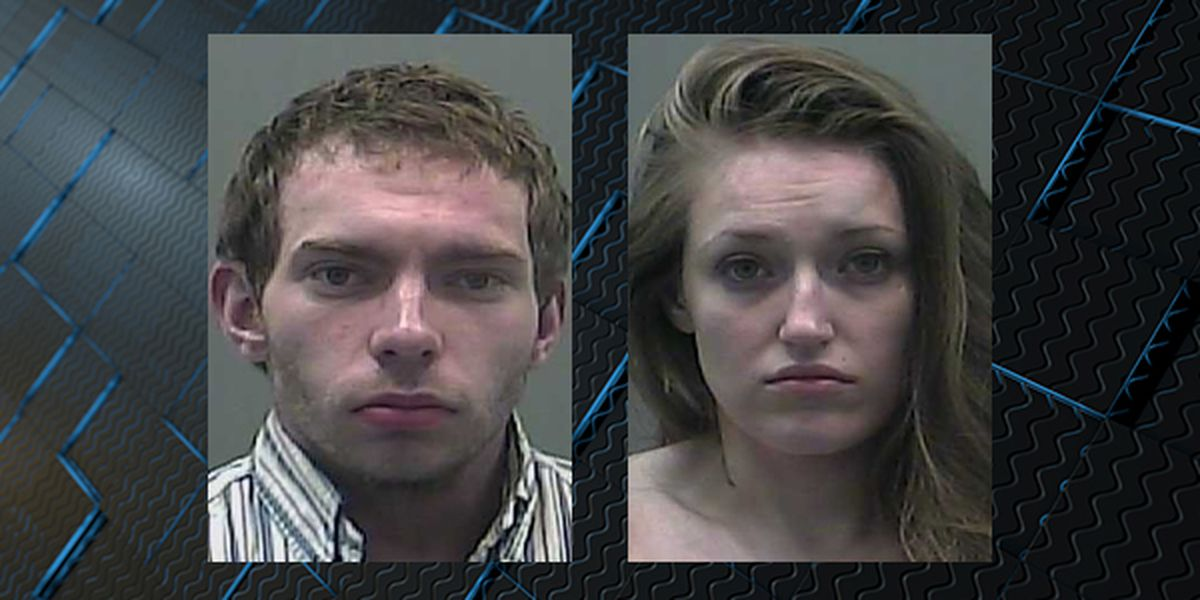 Limestone County deputies: Couple tossed furniture at us during high-speed chase