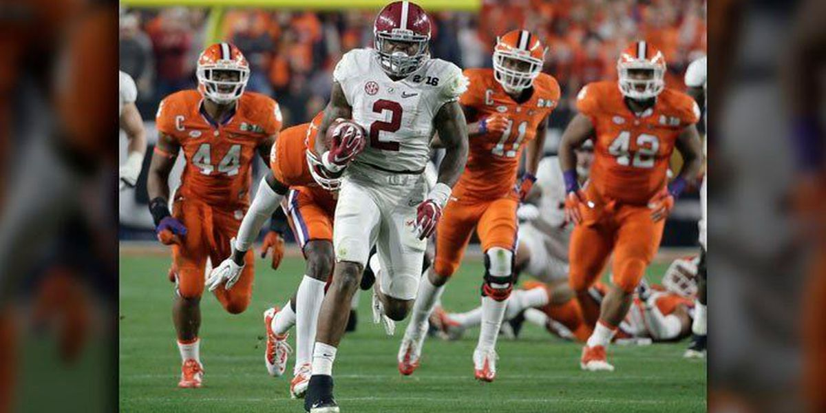 FIRST ALERT: Crimson Tide won their fourth national championship in 7 years with a 45-40 victory over the Tigers