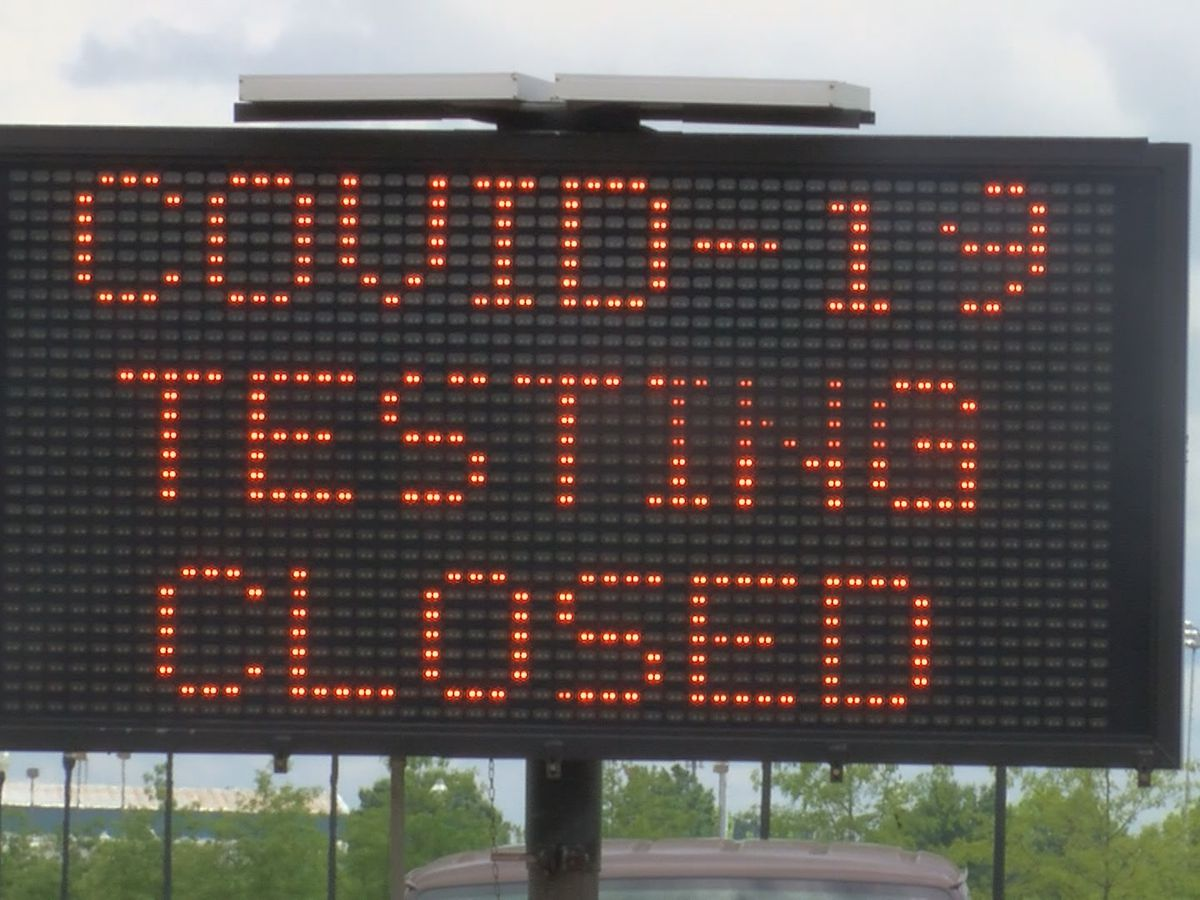 Huntsville COVID-19 testing sites cut back hours due to demand