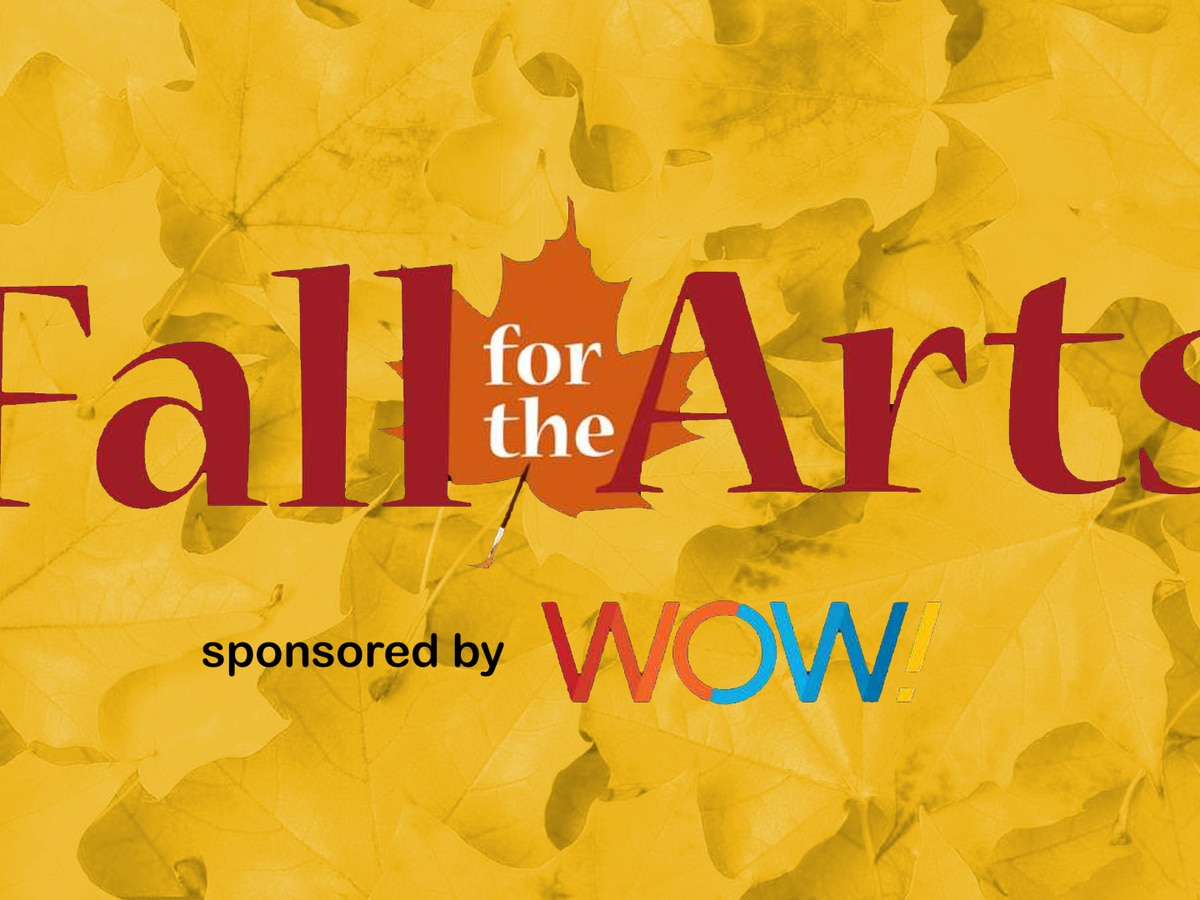 Fall for the Arts this October